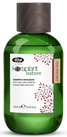 Шампунь против выпадения волос - Keraplant Nature Anti-Hair Loss Shampoo 250 мл