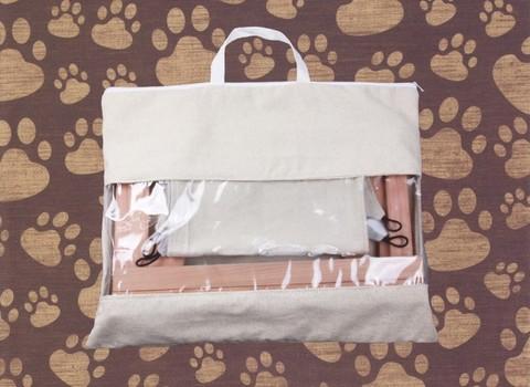 Гамак для кошек и собак элит бежевый GK3BEZ