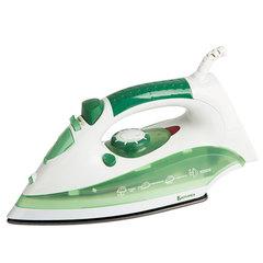 Утюг электрический ВАСИЛИСА У2-2000 белый с зеленым