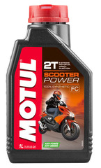 Моторное масло MOTUL Scooter Power 2T
