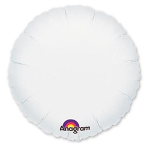 Круг Пастель, Белый (46 см)