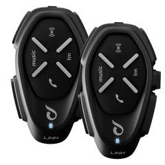 Комплект из 2-х мотогарнитур INTERPHONE LINK