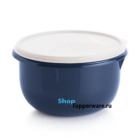 Замесочное блюдо 2л. в синем цвете
