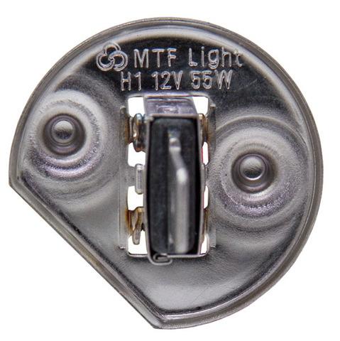 Галогеновые лампы MTF Light ARGENTUM +80% H1