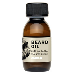 Dear Beard Oil Amber - Масло для бороды с ароматом амбры