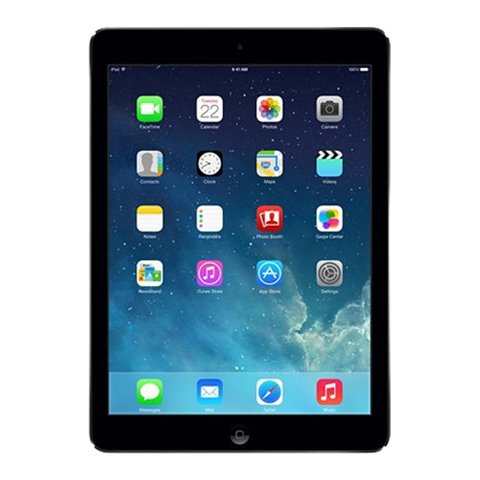 iPad Air Wi-Fi 128Gb Space Gray - Серый космос