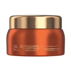 Питательная маска для нормальных и жестких волос Schwarzkopf Oil Ultime Oil-in-Cream Treatment