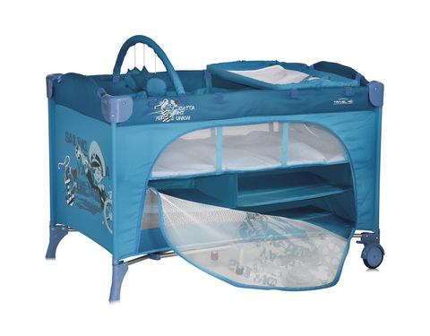 Кровать - манеж Bertoni Travel Kid 2