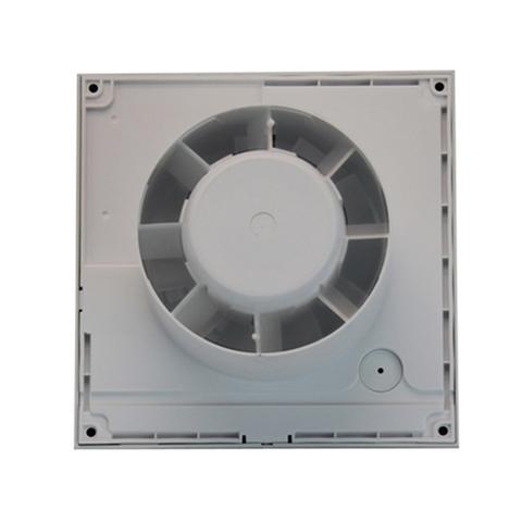 Вентилятор накладной S&P Silent 100 CRZ Silver (таймер)