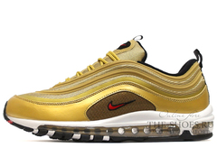 Кроссовки Мужские Nike Air Max 97 Gold