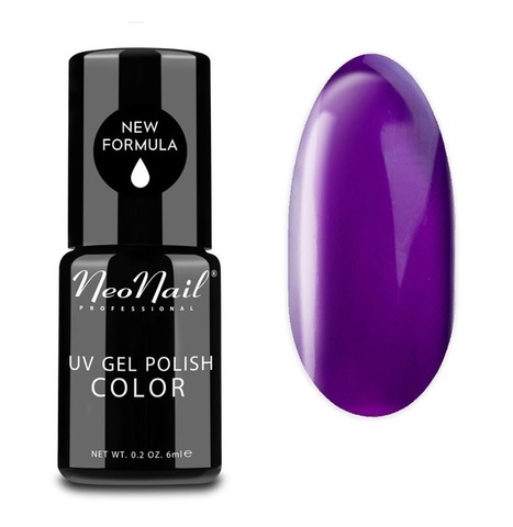 NeoNail Гель лак UV 6ml Purple Decade №3785-1