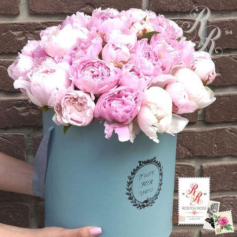 Розовая жемчужина (Сара Бернар) в коробке