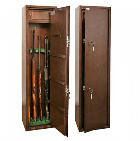 КО-033т Шкаф оружейный (1400*360*280)