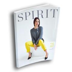 Книга SPIRIT Kim Hargreaves