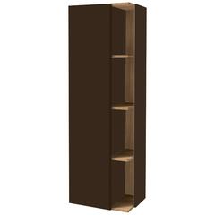 Шкаф-пенал Jacob Delafon TERRACE EB1179G-N23 50 см, ледяной коричневый