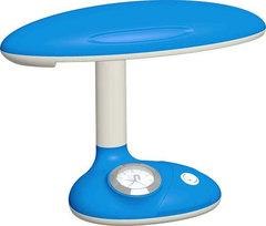 Наст.Лампа дет.UL KT432 С ЧАСАМИ синяя