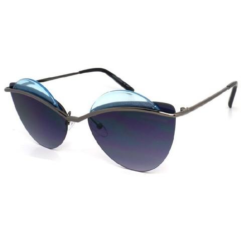 Солнцезащитные очки 104001s Синие - фото