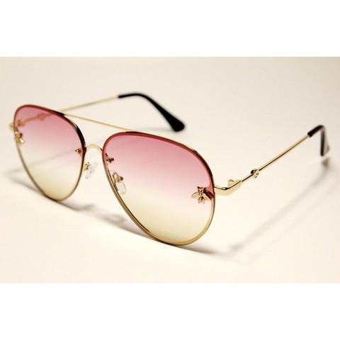 Солнцезащитные очки 105001s Розовые