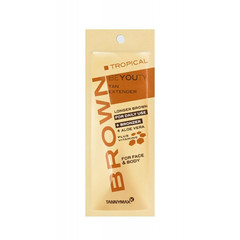 Крем Tannymax Brown Tropical Beyouty Tan Extender 15 мл.