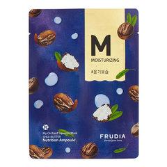 Frudia My Orchard Squeeze Mask Shea Butter - Маска тканевая восстанавливающая с маслом ши