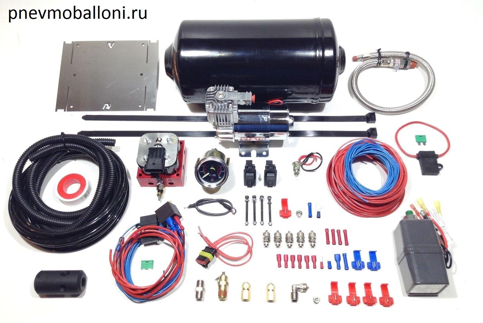 компрессор для пневмоподвески nissan interstar