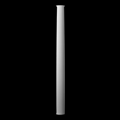 Ствол (полуколонна) Европласт из полиуретана 1.16.070, интернет магазин Волео
