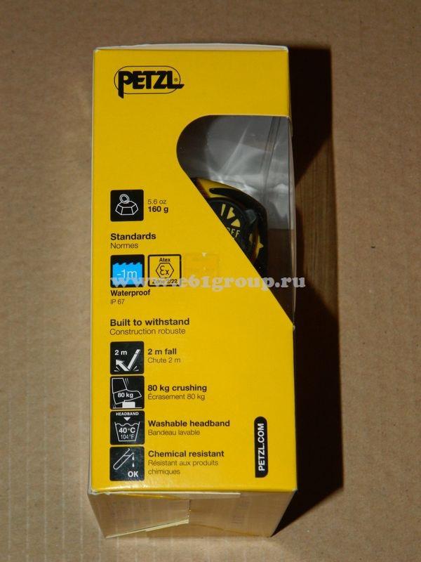 светодиодный фонарь Petzl PIXA 3 онлайн