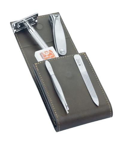 Маникюрный набор-брелок в футляре Solinger Dovo 574056