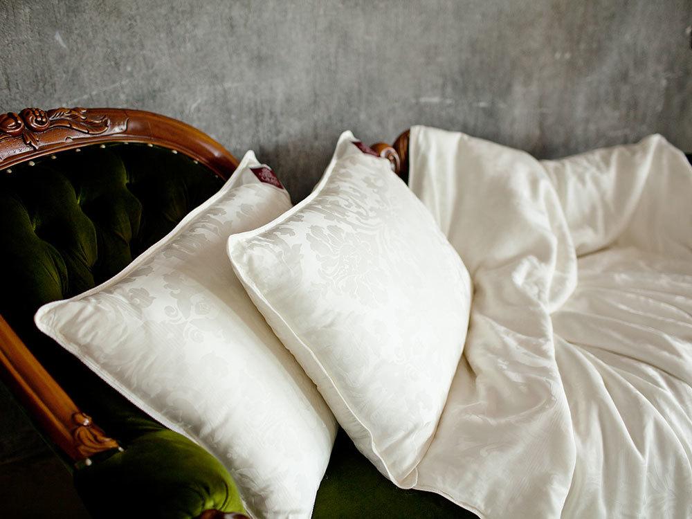 Подушки для сна Подушка шелковая 50х70 German Grass Luxury Silk podushka-luxury-silk-grass-ot-germann-grass.jpg