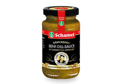 Соус на основе хрена и горчицы с укропом Schamel, 140мл