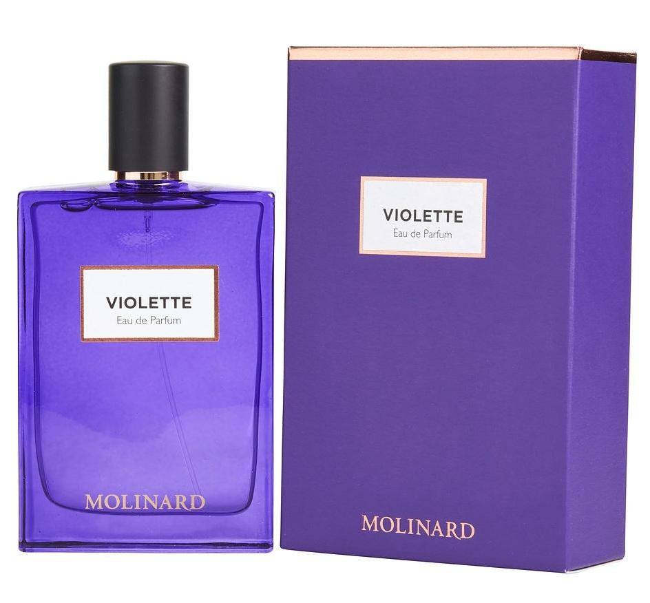 Molinard Les Elemnets Violette EDP