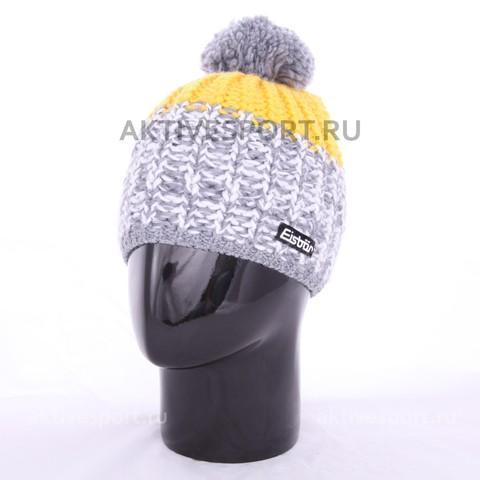 шапка Eisbar focus pompon