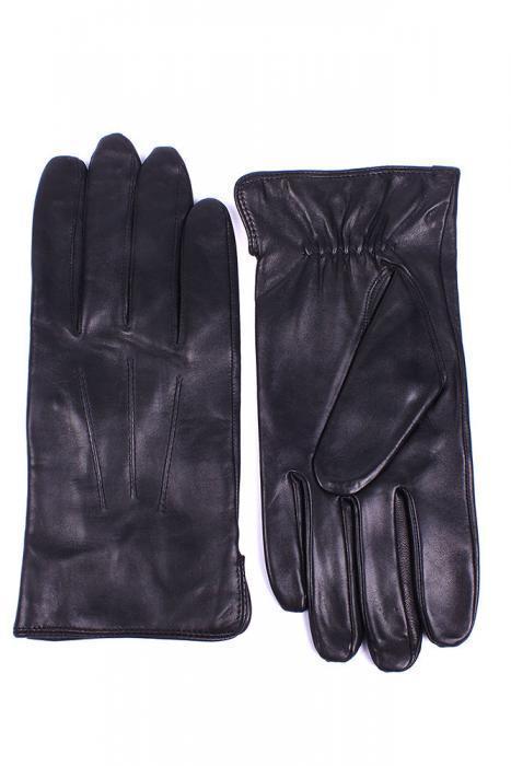 Перчатки_мужские Stella 49008 M BLACK