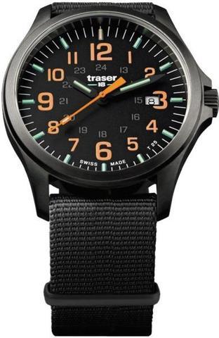 Купить Наручные часы Traser P67 Officer Pro Gunmetal Black 107873 по доступной цене