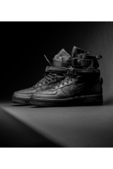 Кроссовки Nike Special Field Air Force 1 - Triple Black