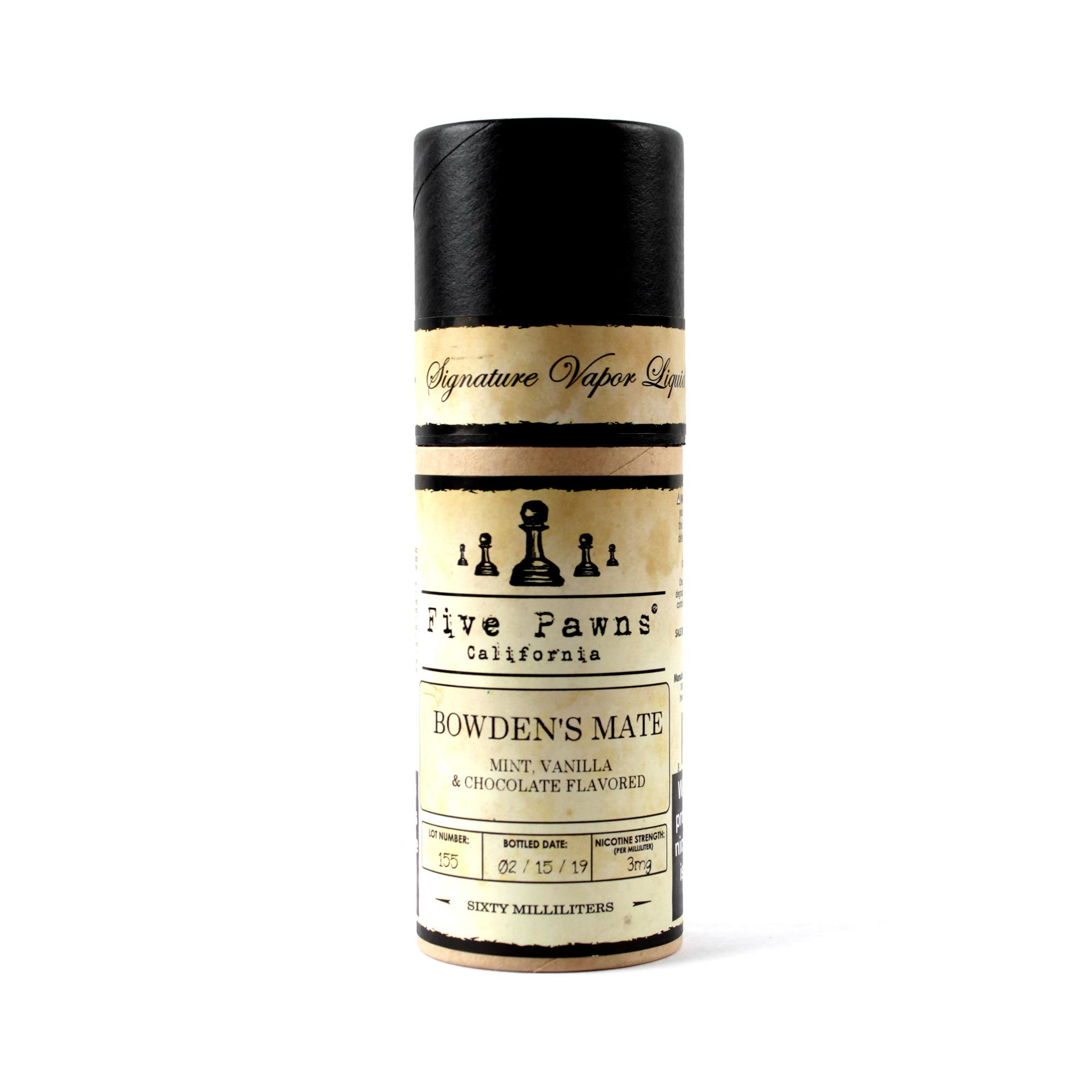 Жидкость Five Pawns Bowden's Mate