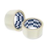 Клейкие ленты 75 мм для ручной упаковки, KLEBEBANDER (24шт/кор)