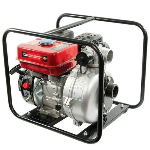 Мотопомпа бензиновая высоконапорная DDE PH50   (вых 50 мм,5,5лc,52м.,33 м куб/час,3,6л,35кг) (PH50), шт