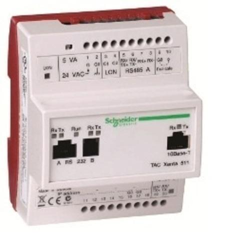 Электрическая часть Tac Xenta 511