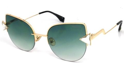 Солнцезащитные очки 242001s Зеленые