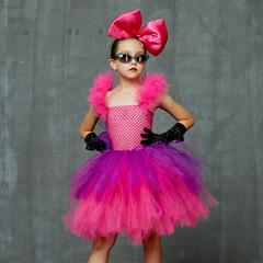 Карнавальное платье пачка в стиле Панк-Рок