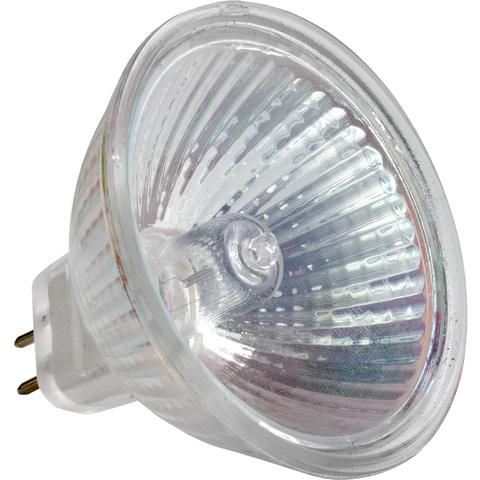 Лампа галоген. MR16 220V 50Вт GU5.3 закрытого типа рефлект.JCDR Camelion