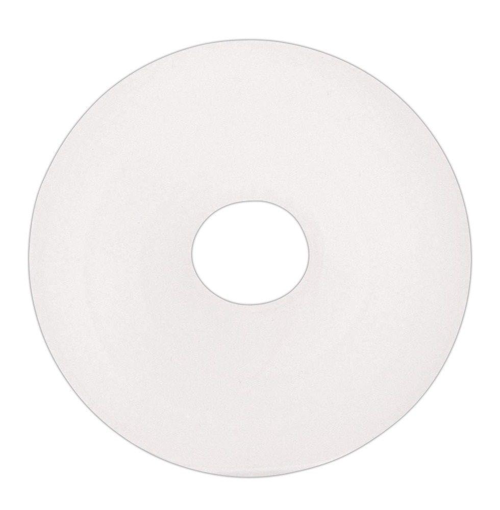 Эрекционные кольца: Прозрачное широкое эрекционное кольцо Thick Stamina Ring