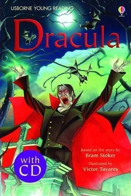 Kitab Young Reading Series 3: Dracula   Rosie Dickins