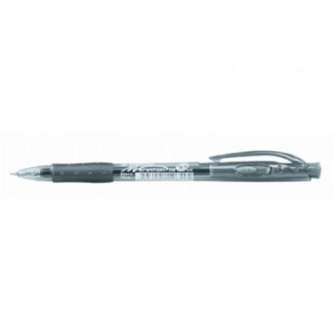 Ручка шариковая STABILO Marathon 318/46, авт.черный 0,3 мм Германия