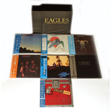 Комплект / Eagles (8 Mini LP CD + Box)