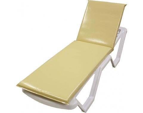 Матрас Митек для лежака, мод.2, ткань ПВХ 630 гр. м2