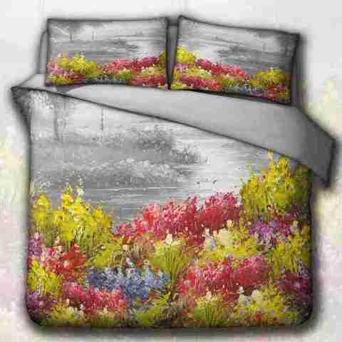 Постельное белье 2 спальное евро Cotton Joy Heaven