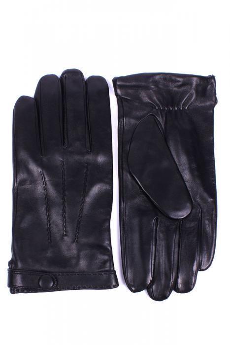Перчатки_мужские Stella 49010 M BLACK