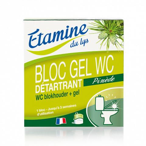 Etamine Du Lys, Компактный блок-гель для обработки туалетов, 50мл